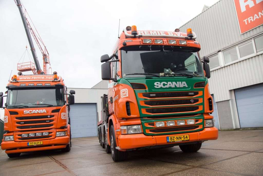 Transport Vrachtwagens Diensten