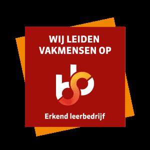 sbb beeldmerk Erkend Leerbedrijf Logo